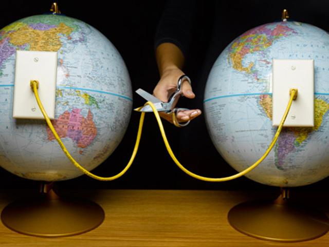 Chile Desconectado de Internet