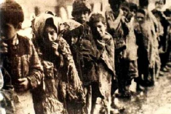 A 95 años del genocidio armenio