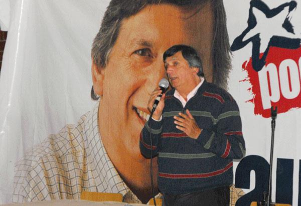 Diputado Carmona exige revisar recorte presupuestado al Fosis