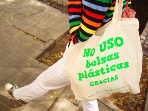 Diputados ingresan proyecto para facilitar prohibición de bolsas plásticas