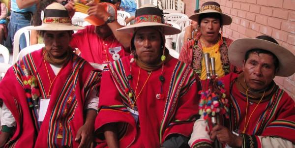 Conferencia Mundial: Se remeció el piso en Cochabamba