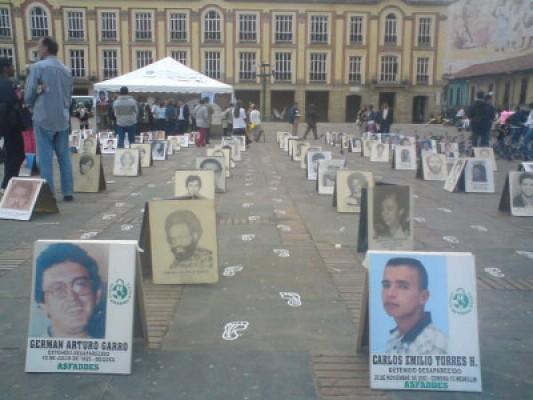 Colombia registra más de 38.000 personas desaparecidas en tres años