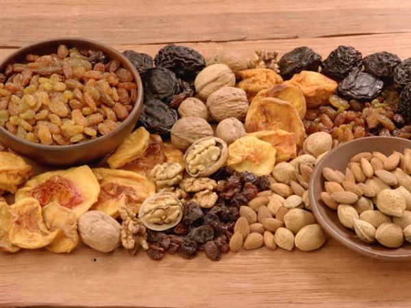 frutos secos para bajar el colesterol malo