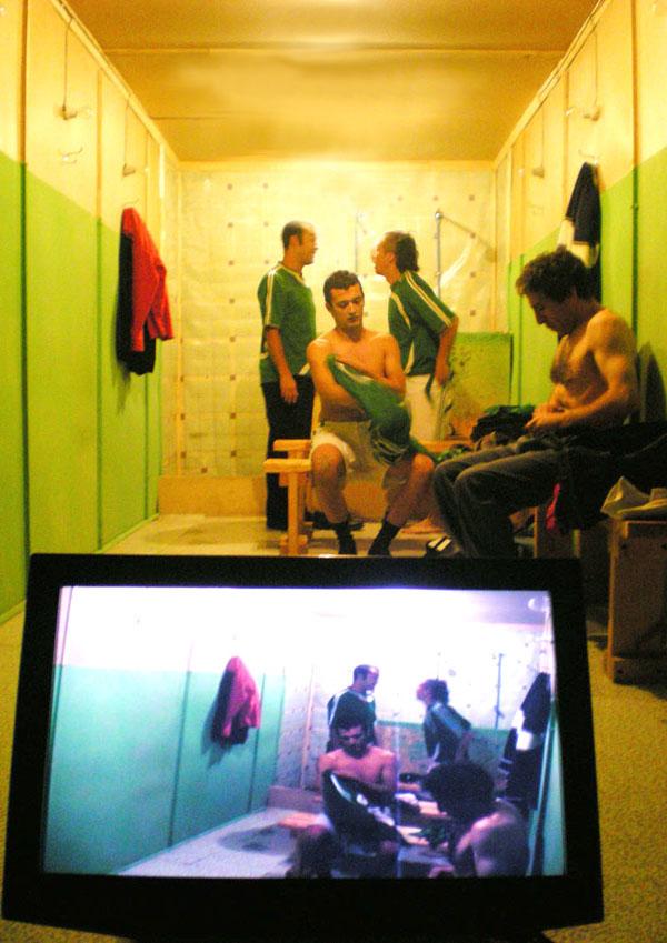 Teatro La Peste: entrando en el camarín porteño