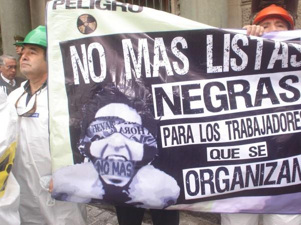 Intendente Metropolitano en deuda con los trabajadores víctimas del primer accidente nuclear en Chile