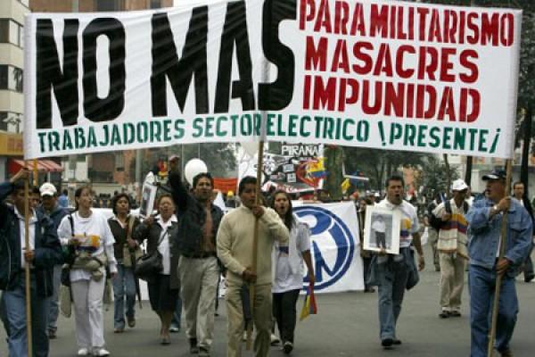La Colombia que sangra y resiste