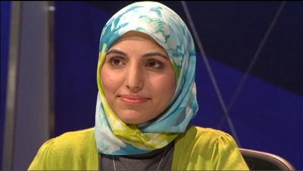 Una mujer musulmana lidera la izquierda fuera del laborismo