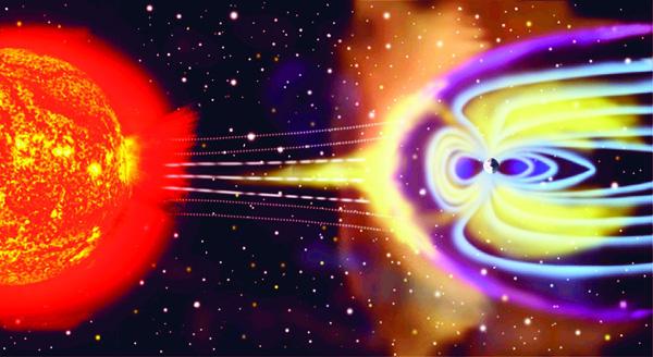 Tormenta solar podría llegar a sentirse en la Tierra
