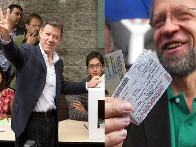 Colombia: Triunfó la Operación Santos