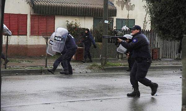 """Son tres las víctimas del """"gatillo fácil"""" en Bariloche"""
