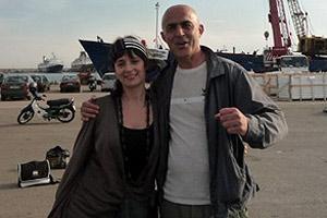 Liberada activista chilena espera ser deportada desde Tal Aviv
