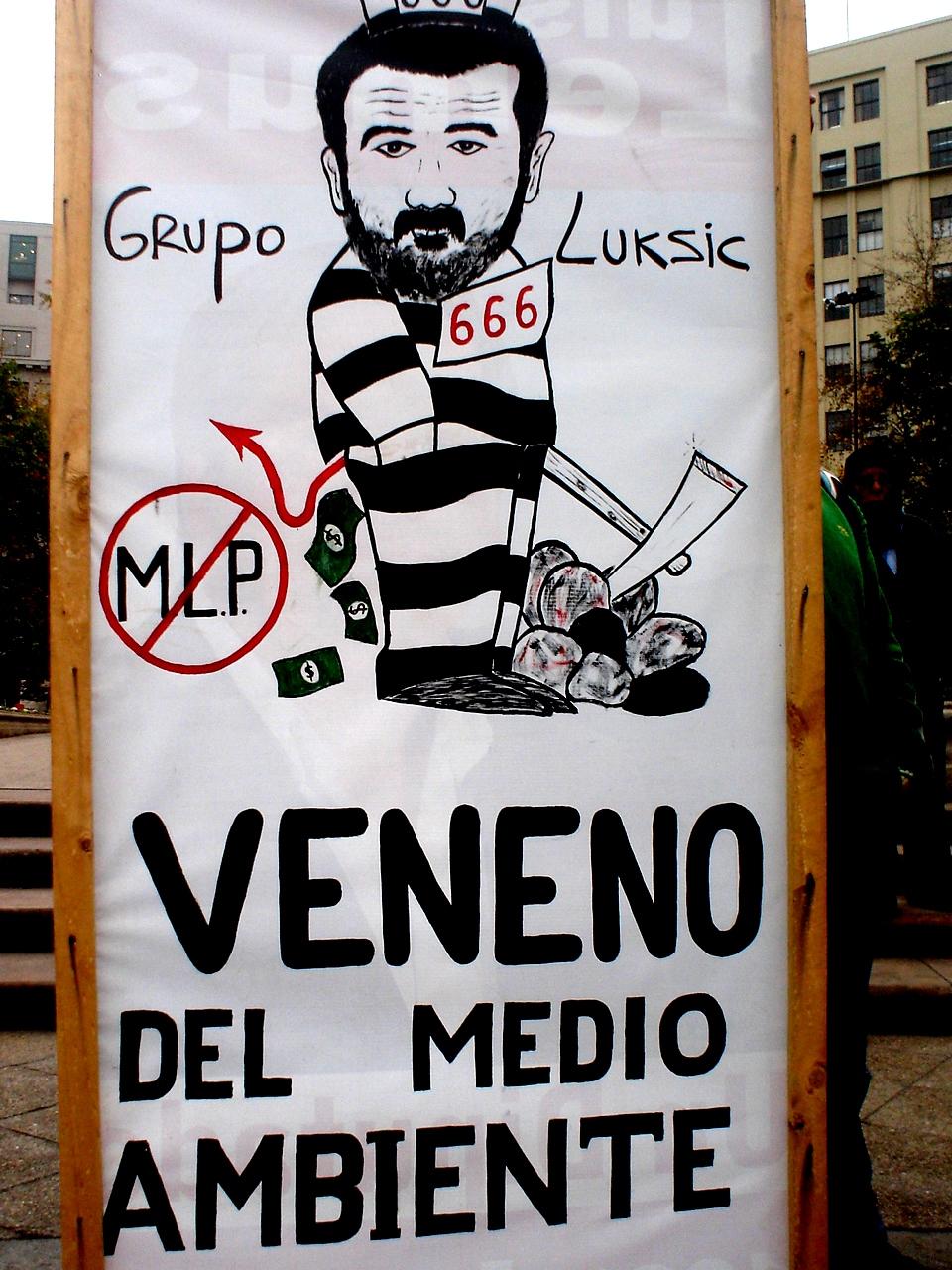 Carta a Piñera denuncia abuso de grupo Luksic y Minera Los Pelambres en la Cuarta Región