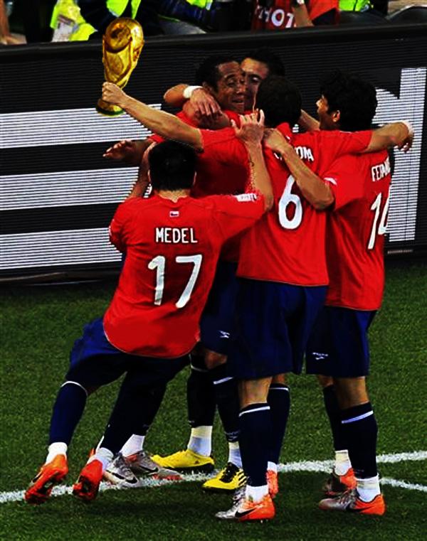 El mundial es totalmente suyo: La Fifa ya ganó