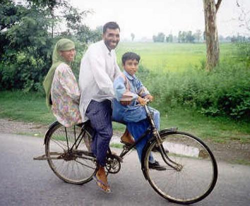 Día con el Padre… en bicicleta