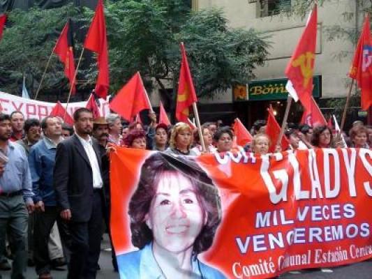 Celebran 98 años del Partido Comunista de Chile