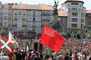 Amplio seguimiento de la Huelga General en Euskadi contra la reforma laboral