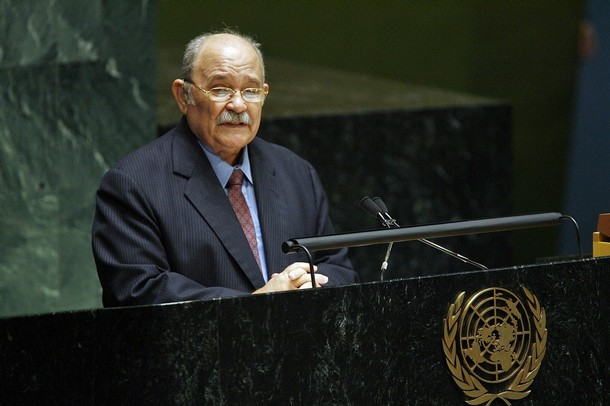 Miguel D'Escoto, ex presidente de la Asamblea General de la ONU: «Naciones Unidas tiene que ser reinventada»