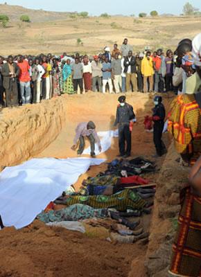 163 nigerianos murieron envenenados con plomo en minas de oro