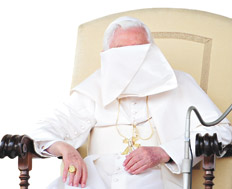 Amantes de sacerdotes pidieron al Papa el fin del celibato