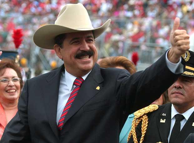 A un año del Golpe, Honduras resiste. Entrevista al Presidente Manuel Zelaya Rosales