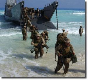 Costa Rica permitirá la entrada de 7 mil marines de EEUU en su territorio