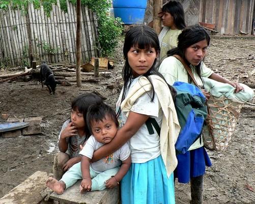 34 comunidades indígenas de Colombia al borde de la extinción según la ONU
