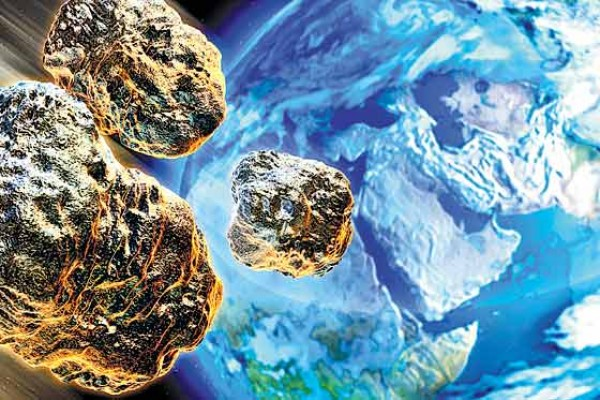 Prevén gran lluvia de meteoritos para octubre 8 de 2011