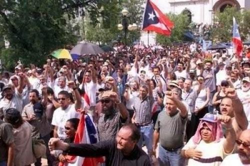 Explosiva situación política en Puerto Rico