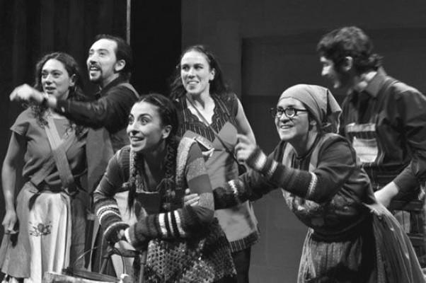Nina Chiara: Teatro con memoria