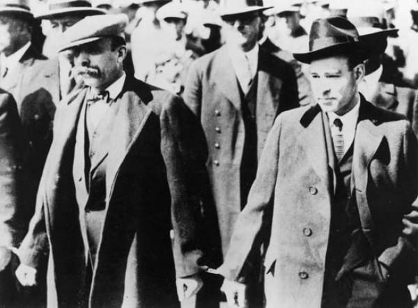 Anarquismo y montajes: compañeros en la Historia