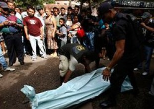 Décimo periodista asesinado en Honduras durante 2010