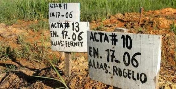Gobierno colombiano insiste que en La Macarena lo que hay es un cementerio legal y no una fosa común