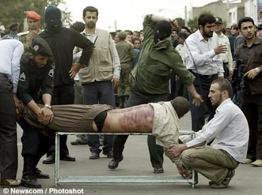 Amnistía pide a Arabia Saudí que no corte la médula espinal como castigo