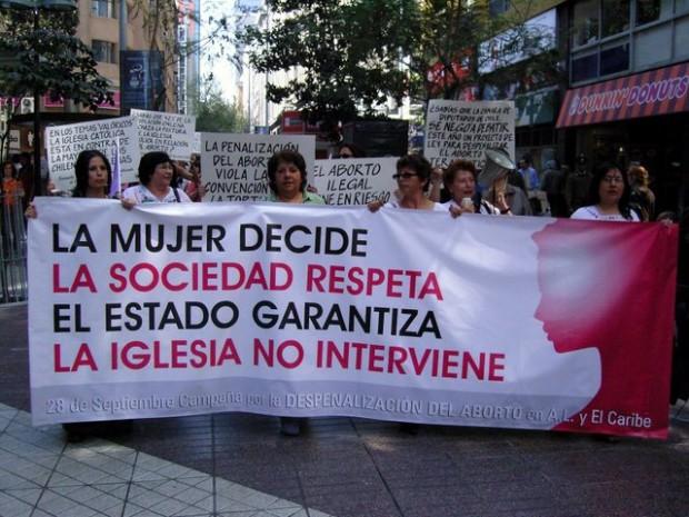 Feministas latinoamericanas se movilizan en el Día por la Despenalización del Aborto