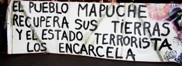 Posición de OCL sobre huelga de hambre de presos políticos mapuche