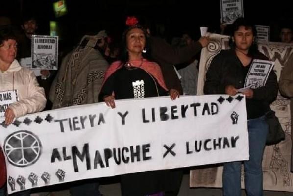 Voceros mapuche y organizaciones solidarias rechazaron la mesa de diálogo
