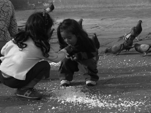 Niños pobres, pobres niños