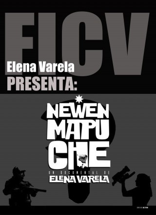 Elena Varela hoy preestrena su documental «Newen Mapuche»
