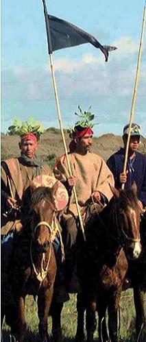 El enojo mapuche tiene sus razones, presentan libro que lo explica