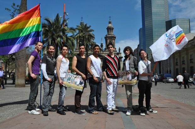 Actividades conmemoran 21 años del movimiento de la diversidad sexual en Chile