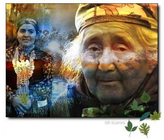 Primer taller de medicina mapuche en Santiago