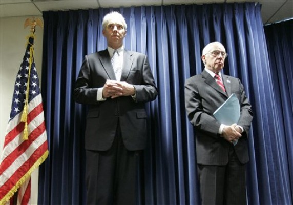 La expulsión de Ecuador del espía CIA Mark Sullivan