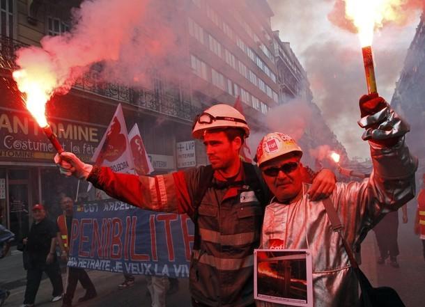 Nueva semana de protestas en Francia