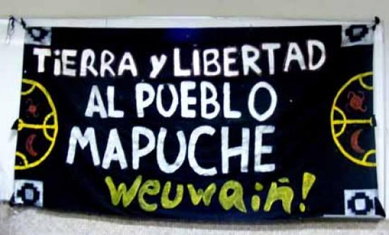 Declaración Pública de Solidaridad con Huelga de Hambre Presos Políticos Mapuches