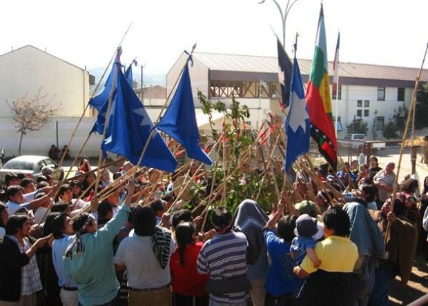Voceros mapuches anuncian nueva posición frente a procesos judiciales de los presos políticos