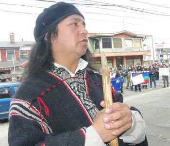 Dos familias mapuche podrían ser desalojadas este viernes del terreno que habitan hace nueve años en Panguipulli