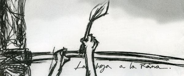 Discos: La hoja a la rama de José Bennet