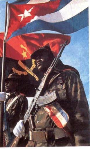 A 35 años de la independencia de Angola