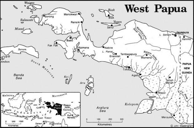Papúa Occidental: con derecho a… callar