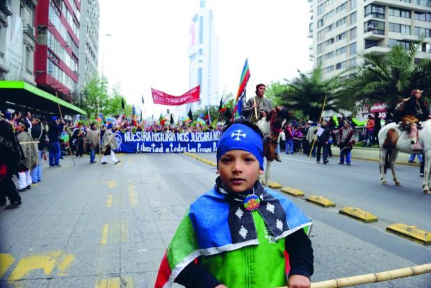 De menos a más. La huelga de hambre de los presos políticos mapuche